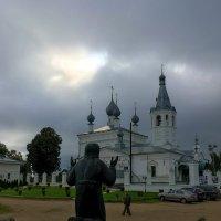 Годеново. Церковь Иоанна Златоуста :: Andrei Antipin