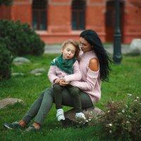 Мама и дочка :: Ирина Kачевская