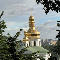Золото куполов :: Oleg Ustinov