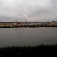 Озеро Кабан. Пасмурное осеннее утро. :: Мила