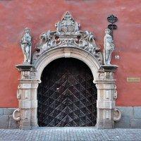 Стокгольм Дворец Ryning Каменный портал :: Swetlana V