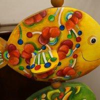 Позитивная рыба :: Алёна Савина
