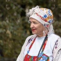 Просто портрет пожилой женщины. :: Евгений Герасименко