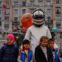 Дети космоса :: Ирина Шурлапова