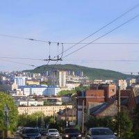 Мурманск, мой любимый город! :: Анна Приходько