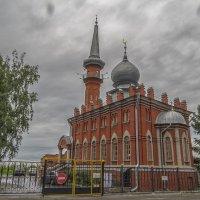 Нижегородская соборная мечеть :: Сергей Цветков
