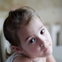 Девочка :: Любовь Строгонова