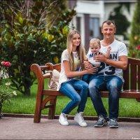 Семейные фотосессии :: Алексей Латыш