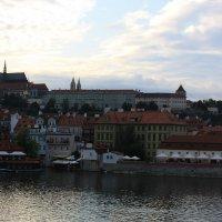 вечер в Праге :: mirtine