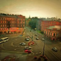 Петроградская сторона... :: Tatiana Markova
