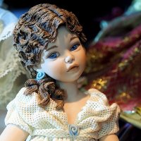 ручная работа авторская кукла :: Олег Лукьянов