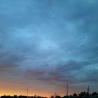 Пылающий закат :: Kira Martin