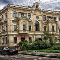 московский двор :: Александр Шурпаков