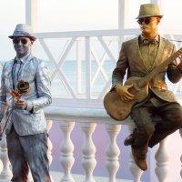 Два музыканта :: Вик Токарев