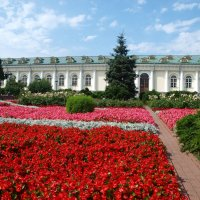 Александровский сад. :: Владимир Драгунский