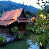 Тайская деревня :: Александр