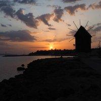 Восход из Несебр ! :: Вен Гъновски