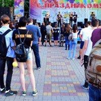Играет рок :: Владимир Болдырев