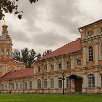 Южный семинарский корпус :: Владимир Гилясев