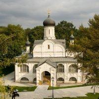 Церковь Зачатия святой Анны :: Максим Ершов