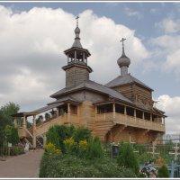 Боровск. Церковь Покрова Пресвятой Богородицы в Высоком. :: Николай Панов