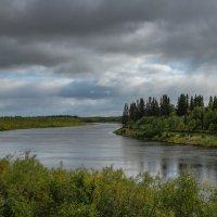 Кажется дождь собирается... :: Олег Кулябин
