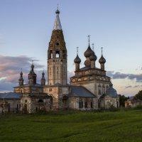Церковь :: Sergey Lebedev