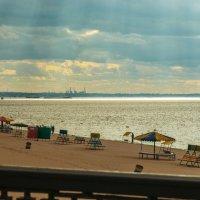 Сентябрьский пляж в Самаре :: Albina