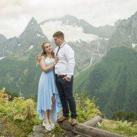 Саша и Арина :: Евгений Khripp