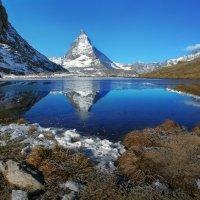 Красуется гора :: Elena Wymann