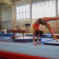 Гимнастка :: Анастасия Эйхвальд