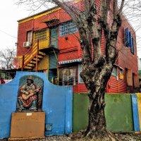 La Boca, Buenos Aires :: Arman S