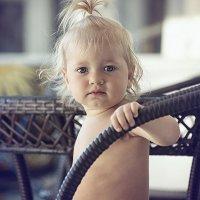В такие глаза заглянешь и душу увидишь.... :: Лилия .