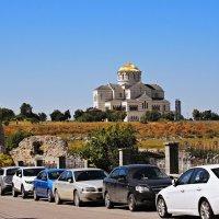 На подступах к Херсонесу(Севастополь) :: владимир