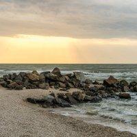 Кирилловка море рассвет :: Александр