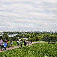 Юго-восток Москвы :: Сергей Фомичев