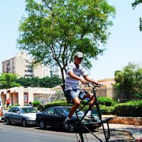 Круто ездить не запретишь! ..... :: Aleks Ben Israel