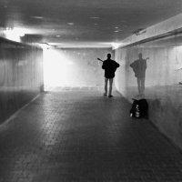 Одинокий музыкант :: Носов Юрий