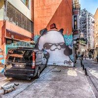 Непарадный Стамбул. Граффити :: Ирина Лепнёва
