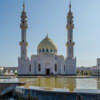 Белая мечеть :: Андрей Щетинин