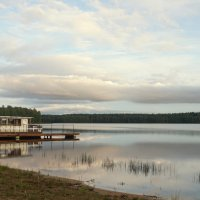 На озере Плисса... :: Галина Кучерина