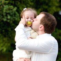Отец и дочь :: Viktoria Shakula