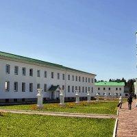 Монастырь. :: Nikolay Monahov