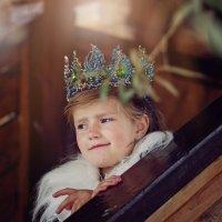 Я принцесса :: Евгения Комарова