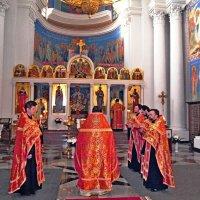 Бог - один... :: Vladimir Semenchukov