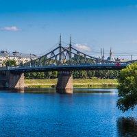 Вид на Староволжский мост :: Ruslan