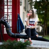 """Юлия. из альбома """"городскае сюжеты"""" :: Валерий Чернышов"""