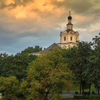 Спасо-Андроников монастырь :: Александр Шурпаков