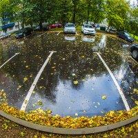 Москва, осень :: Игорь Герман
