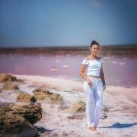 Неземное озеро :: Анастасия Яманэ
